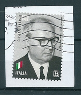 2018 GIUSEPPE SARAGAT PRESIDENTE  USATO - 6. 1946-.. Repubblica