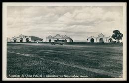 ANGOLA - NOVA LISBOA -Repartição De Obras Publicas E Agricultura  ( Ed. A. Filipe & Ca. Lda Nº 14) Carte Postale - Angola