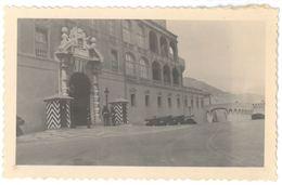 Photo Ancienne : Caserne De Monte-carlo - Lieux