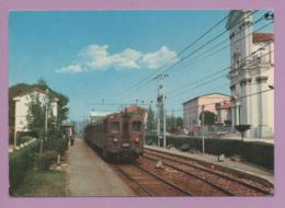 Arosio (Co) Stazione F. N. M. - Como