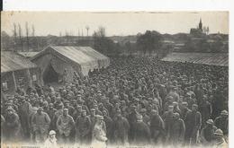 Verdun   APRES UN COMBAT     RASSEMBLEMENT DE PRISONNIERS ALLEMANDS - Verdun