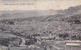 VISTA GENERAL DE LA PAZ. BOLIVIA. ARNO HNOS ED. NON CIRCULEE CIRCA 1910s - BLEUP - Bolivie