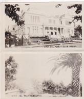 VIÑA DEL MAR. CLUB SOCIAL; RECREO. CIRCA 1920s CHILE. CARD - BLEUP - Chili
