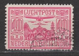 Nederlands Indie Netherlands Indies Luchtpost 8 Used; Vliegtuig, Flugzeug, Avion, Airoplane, Airplane 1928 - Vliegtuigen