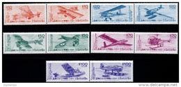 Chile 2013 ** Aeronaves Con Historia. AIRCRAFT WITH HISTORY. - Chili