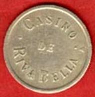 ** JETON  RIVA  BELLA ** - Casino