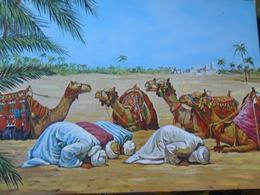 Praying - Islam