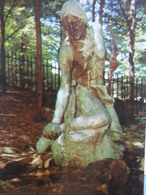 Indian Statue Lake George - Native Americans
