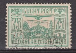 Nederlands Indie Netherlands Indies Luchtpost 9 Used; Vliegtuig, Flugzeug, Avion, Airoplane, Airplane 1928 - Vliegtuigen