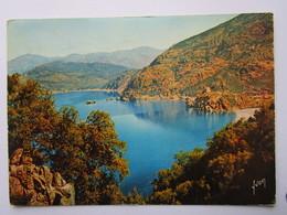 CP 20 2A Corse  PORTO  Vers Ota - Le Fond Du Golfe Un  Des Plus Beaux De La Corse  1967 - Autres Communes