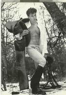 BLUES BOYS 1985  Mike Schendel Select Men PC 23  (le  Cavalier) - Photographie