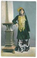 U 11 - 11924 TASHKENT, Uzbekistan, Ethnic Woman - Old Postcard - Used - 1916 - Uzbekistan
