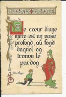 Le Coeur D'une Mére.....de Victor Hugo - Philosophie & Pensées
