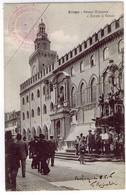 BOLOGNA PALAZZO MUNICIPALE E FONTANA DI NETTUNO - Bologna