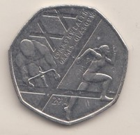 2014 50p - - 50 Pence