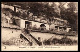 51 LA HARAZEE - Les Abris (Vestiges De Guerre Classés) - Other Municipalities