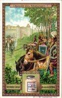0992   Liebig 6 Cards- C1910 The Story Of The Nibelungen-Epopée Allemande-Sigfried-Gunther-Brunhild-Attila- - Liebig