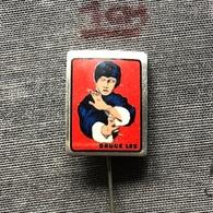Badge (Pin) ZN007850 - Bruce Lee - Kino
