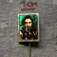 Badge (Pin) ZN007851 - Kabir Bedi SANDOKAN - Kino