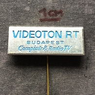 Badge (Pin) ZN007852 - Videoton Electronics Hungary - Trademarks