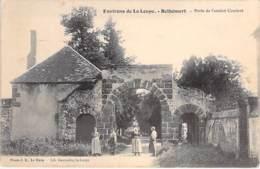 28 - BELHOMERT ( Environs De LE LOUPE ) Porte De L'Ancien Couvent - CPA - Eure Et Loir - Autres Communes