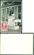 France 1949 Carte Maximum Landrecies, Monument Dupleix Avec Mi - Cartes-Maximum