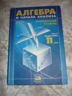 Russian Textbook - In Russian - Textbook From Russia - Mordkovich A .; Denischeva L .; Zvavich L. Algebra And Beginning - Livres, BD, Revues