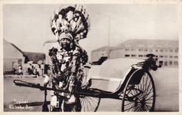 TYPICAL RICKSHA BOY. THE NEWMAN ART PUB CO. CIRCA 1975 - BLEUP - Cape Verde