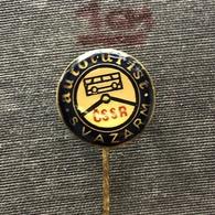 Badge (Pin) ZN007861 - Automobile (Car) Autoturist Svazarm CSSR Czechoslovakia - Badges