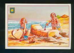 Ilustrador *Pierino* Ed. Dino Nº 3437-E. Imp. Fisa, Barcelona. Nueva. - Humor