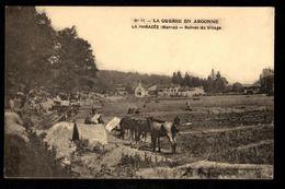 51 LA HARAZEE - Ruines Du Village - Otros Municipios
