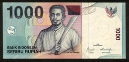 Indonesien 2009, 1000 Rupiah - UNC, Kassenfrisch - Indonésie