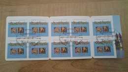 ALLEMAGNE FEDERALE - Carnet Oblitération 1er Jour - 2008 - [7] République Fédérale