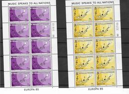 GIBRALTAR Nº 573 AL 574 - Europa-CEPT