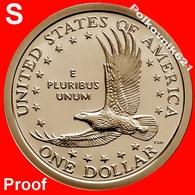 2007-S Native American Proof Dollar - $1 - 2000-…: Sacagawea