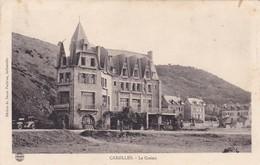 50. CAROLLES .CPA . LE CASINO. - France