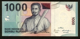 Indonesien 2009, 1000 Rupiah - UNC, Kassenfrisch - Indonesien