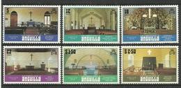 ANGUILLA  1979  EASTER  SET MNH - Anguilla (1968-...)
