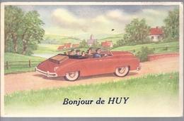 Huy Bonjour   Voiture - Huy