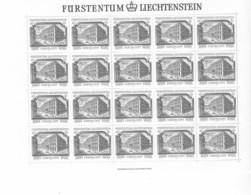 LIECHTENSTEIN Nº 639 AL 640 - Europa-CEPT