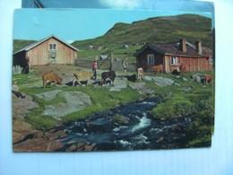 Noorwegen Norge Norway Sulseter Pr Vinstra Gudbrandsdalen - Noorwegen