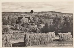 RP: RATTVIK , Sweden  , 30-50s ; Utsikt Fran Komministergarten - Suède