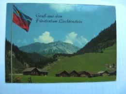 Liechtenstein Kurort Steg Im Saminatal - Liechtenstein