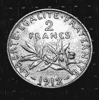 France 2 Francs 1912 - France
