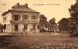 Anderlecht - Le Parc - La Laiterie - Anderlecht
