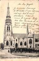 Anderlecht - Eglise Saint-Guidon (C V C, Animée 1903) - Anderlecht