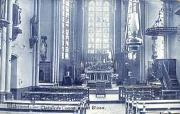 Watermael - Chapelle Du Couvent, Avenue Wiener (Edit. L. Bock, 1909) - Watermael-Boitsfort - Watermaal-Bosvoorde