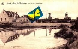 GENCK - Cité De Winterslag - Vue Sur Les Charbonnages - Genk