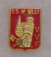 VIGILI DEL FUOCO PISA  G.S.M. BILLI VVF - Pompieri