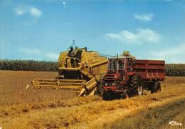 Tracteur Moissonneuse Batteuse Douce France - Tracteurs